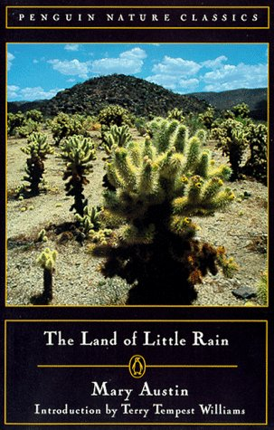 Land of Little Rain   1997 (Revised) edition cover