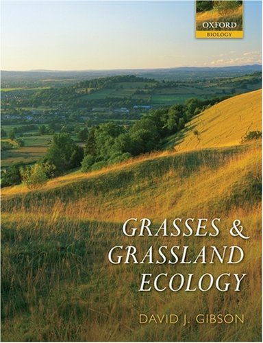 Grasses and Grassland Ecology   2008 edition cover