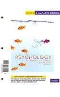 Psychology, Books a la Carte Plus MyPsychLab  2nd 2009 9780205775194 Front Cover