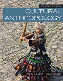 Cultural Anthropology  14th 2015 edition cover
