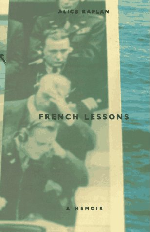 French Lessons A Memoir N/A edition cover