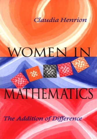 Women in Mathematics The Addition of Difference  1997 9780253211194 Front Cover