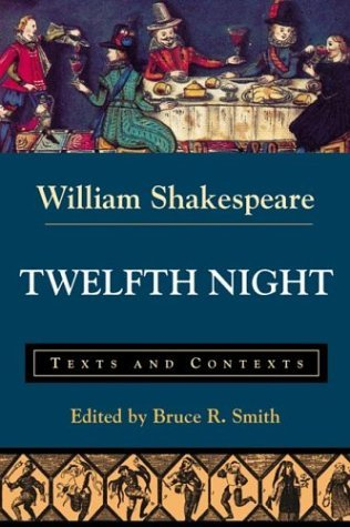 Twelfth Night Texts and Contexts  2001 edition cover
