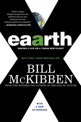 Eaarth Making a Life on a Tough New Planet  2011 edition cover