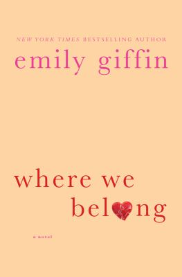 Where We Belong   2012 edition cover