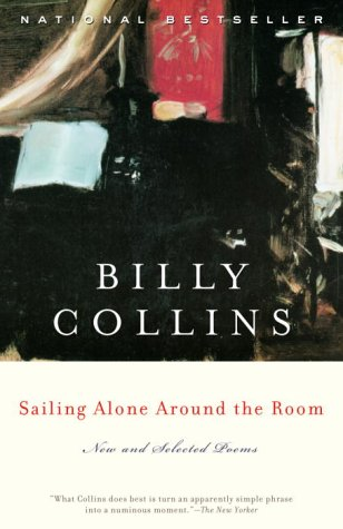 Sailing Alone Around the Room New and Selected Poems  2001 edition cover