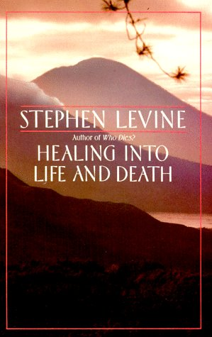 Healing into Life and Death  N/A edition cover
