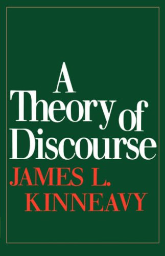 Theory of Discourse  Reprint 9780393009194 Front Cover