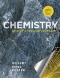 Chemistry: An Atoms-focused Approach  2013 edition cover
