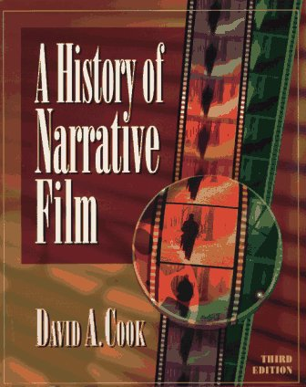 History of Narrative Film  3rd 1996 edition cover