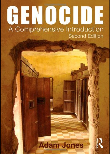 Genocide A Comprehensive Introduction 2nd 2010 (Revised) edition cover