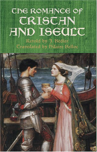 Romance of Tristan and Iseult   2004 edition cover