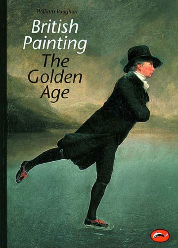 British Painting The Golden Age  1999 edition cover