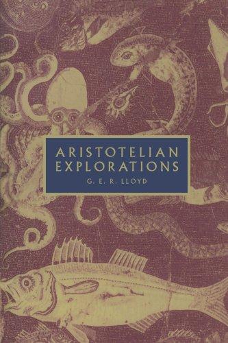 Aristotelian Explorations   1999 9780521556194 Front Cover