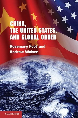 China, the United States, and Global Order   2010 9780521725194 Front Cover
