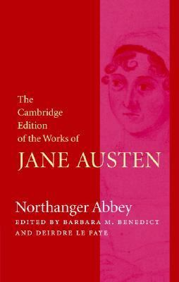 Northanger Abbey   2006 9780521824194 Front Cover