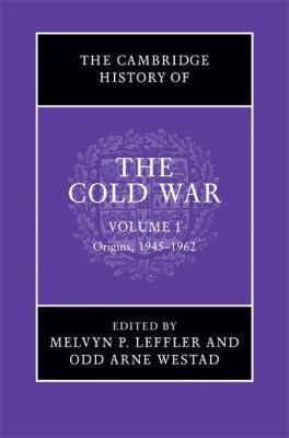 Cambridge History of the Cold War Origins  2010 9780521837194 Front Cover