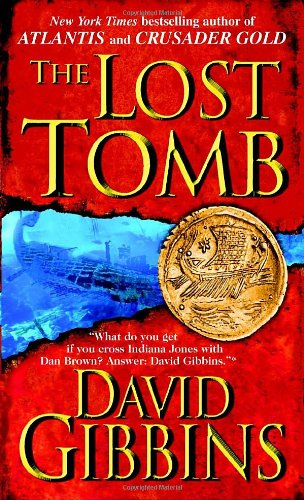 Lost Tomb  N/A 9780553591194 Front Cover
