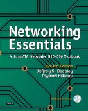 Networking Essentials A CompTIA Network+ N10-006 Textbook 4th 2016 9780789758194 Front Cover