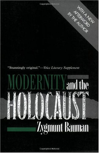 Modernity and the Holocaust   2000 edition cover