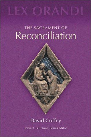 Sacrament of Reconciliation   2001 edition cover