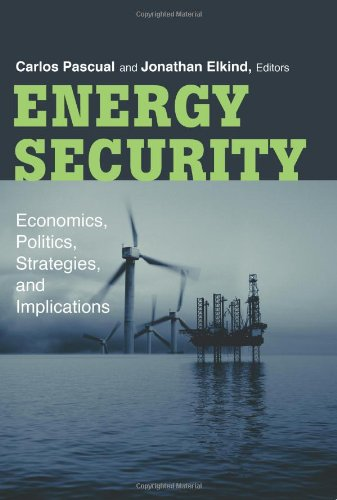 Energy Security Economics, Politics, Strategies, and Implications  2010 edition cover