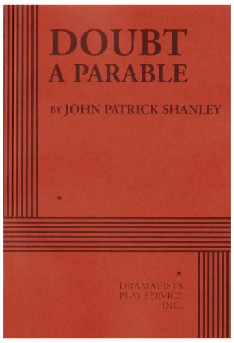 Doubt, A Parable   2007 edition cover