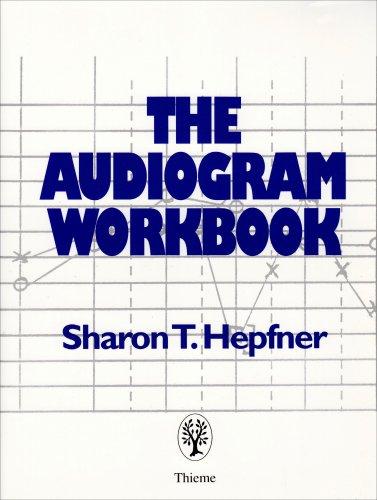 Audiogram Workbook   1998 (Workbook) edition cover