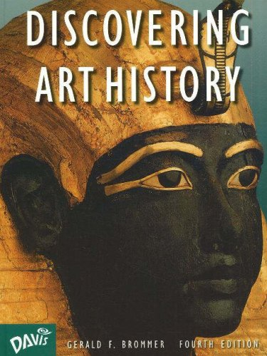 Discovering Art History 4th Edition SE  4th 2007 (Student Manual, Study Guide, etc.) edition cover