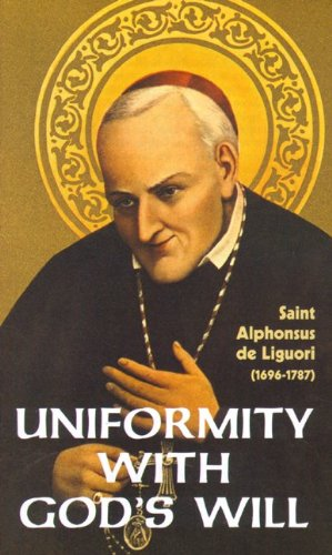 Uniformity with God's Will  Reprint edition cover