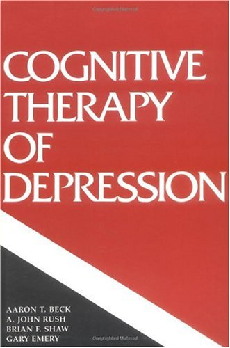 Cognitive Therapy of Depression   1979 edition cover