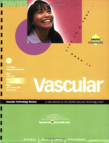 Vascular Technology Review 1st 2002 edition cover