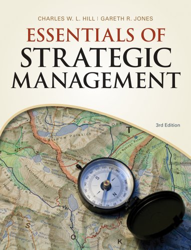Essentials of Strategic Management  3rd 2012 edition cover