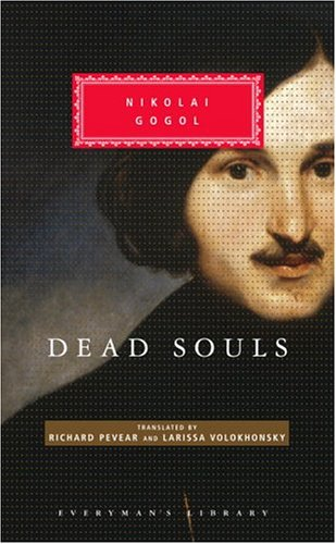 Dead Souls   2004 edition cover