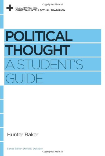 Political Thought A Student's Guide  2012 edition cover