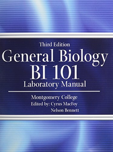 General Biology  3rd (Revised) edition cover