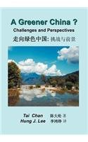 A Greener China?: Challenges and Perspective  2012 edition cover