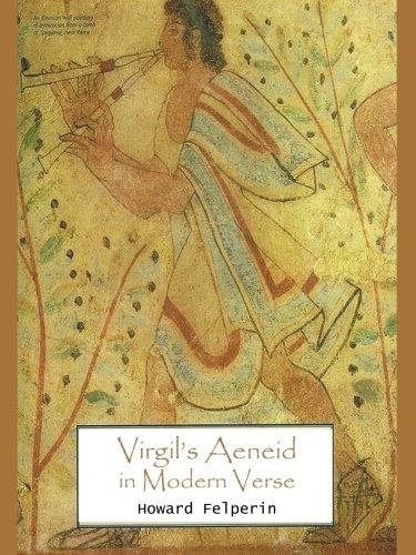Virgil's Aeneid in Modern Verse   2013 9781491878194 Front Cover