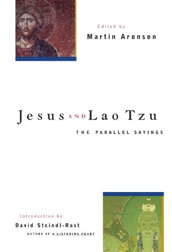 Jesus and Lao Tzu The Parallel Sayings  2002 edition cover