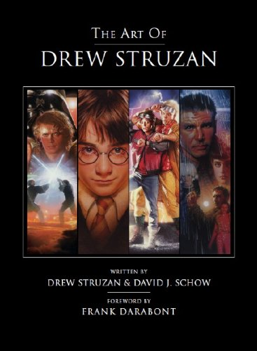 Art of Drew Struzan   2010 edition cover