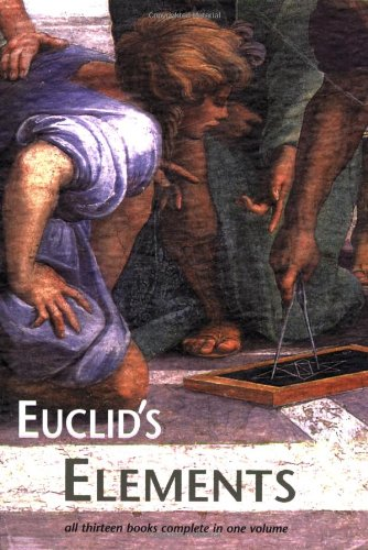 Euclid's Elements  N/A edition cover