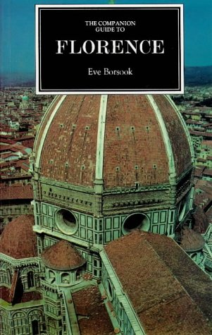 Companion Guide to Florence  6th 1997 edition cover