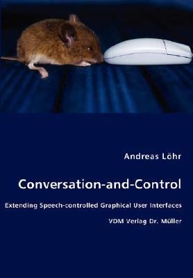 Conversation-and-Control N/A 9783836457194 Front Cover