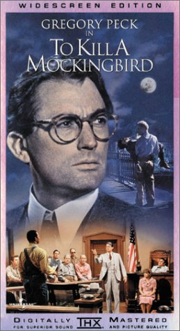 To Kill a Mockingbird (Widescreen) [VHS] System.Collections.Generic.List`1[System.String] artwork