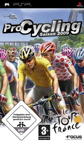 Tour de France Saison 2009 - Radsport Pro (PSP) Sony PSP artwork