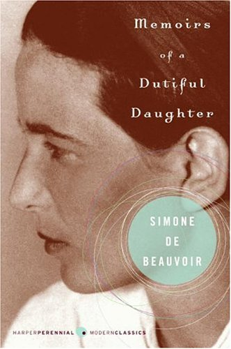 Memoirs of a Dutiful Daughter  N/A edition cover