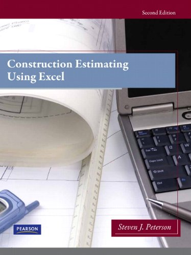 Construction Estimating Using Excel  2nd 2012 (Revised) edition cover