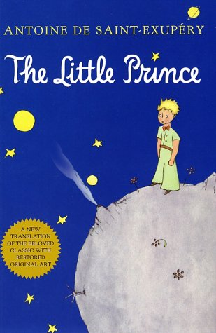 Petit Prince   2000 edition cover