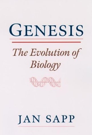 Genesis The Evolution of Biology  2003 edition cover