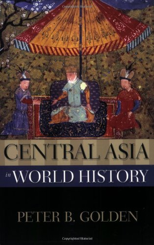 Central Asia in World History   2011 edition cover